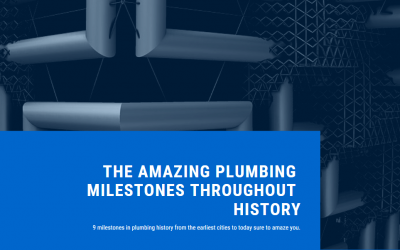 Nine Milestones In Plumbing History That Will Amaze You