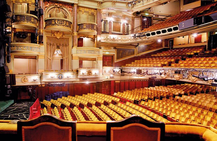 Theatre Royal Fire Sprinklers