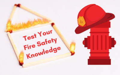 Test Your Fire Safety Knowledge: Take this fun quiz!