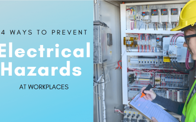 4 ways to prevent electrical hazards at workplaces